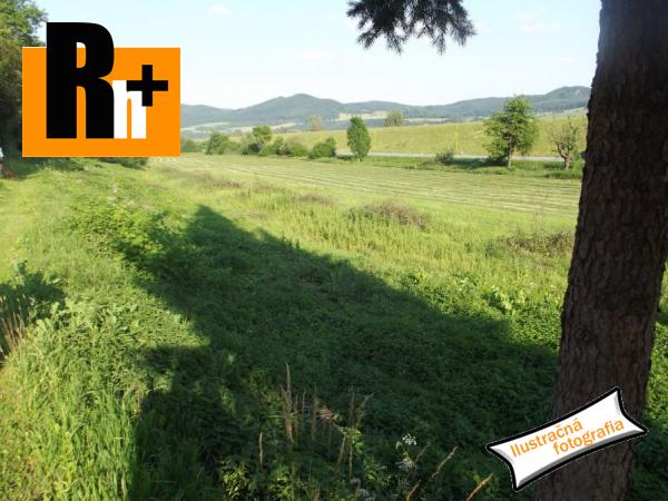 Foto Na predaj pozemok pre bývanie Horná Štubňa