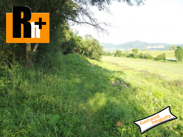 3. obrázok Na predaj pozemok pre bývanie Horná Štubňa