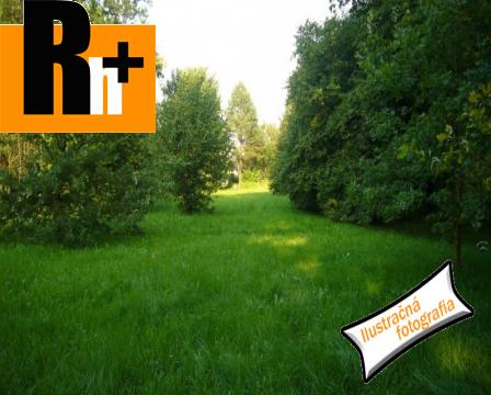 1. obrázok Pozemok pre komerčnú výstavbu na predaj Horná Štubňa - TOP ponuka