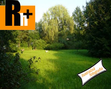 4. obrázok Pozemok pre komerčnú výstavbu na predaj Horná Štubňa - TOP ponuka