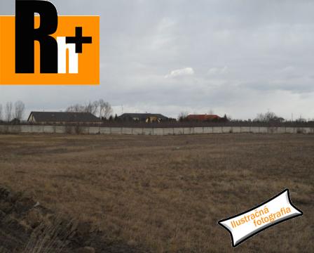 Foto Pozemok pre komerčnú výstavbu Horná Štubňa na predaj - TOP ponuka