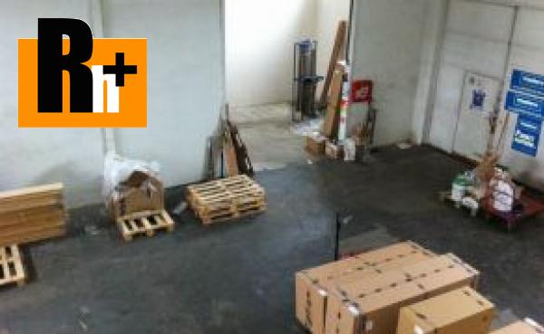 Foto Výrobné priestory Bratislava-Petržalka Bohrova na predaj - TOP ponuka