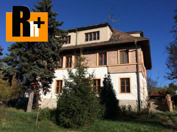 1. obrázok Na predaj administratívna budova Pezinok širšie centrum - 1628m2