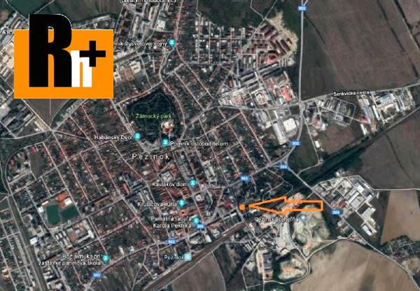 4. obrázok Na predaj administratívna budova Pezinok širšie centrum - 1628m2