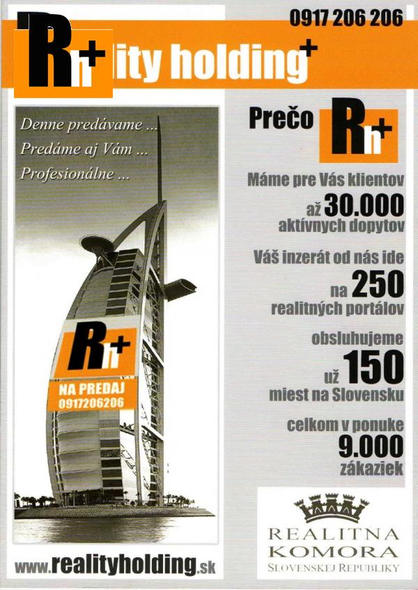 5. obrázok Na predaj administratívna budova Pezinok širšie centrum - 1628m2