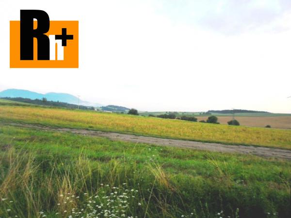 Foto Dražkovce pozemok pre komerčnú výstavbu na predaj - TOP ponuka