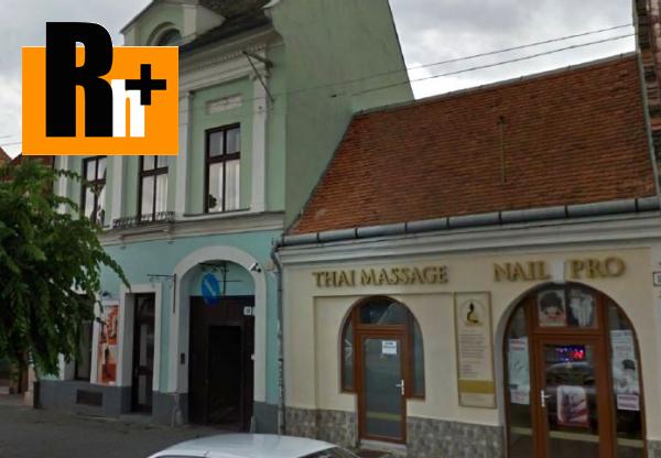 Foto Rodinný dom Trnava v historickom centre na predaj - 1357m2