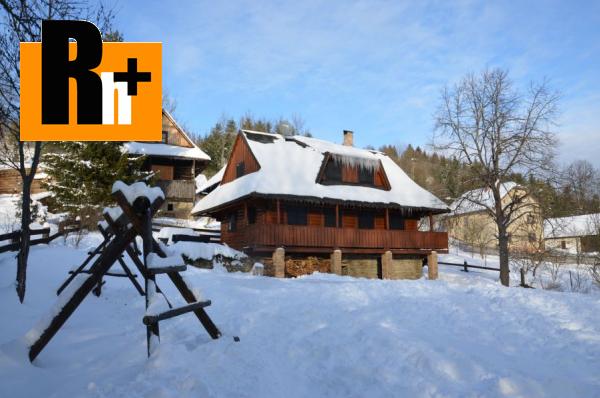 Foto Na predaj chata Lutiše s veľkým pozemkom - exkluzívne v Rh+
