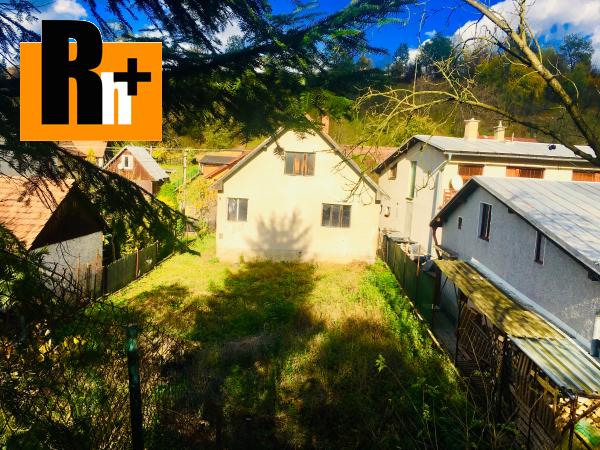 Foto Rodinný dom na predaj Krasňany s veľkým pozemkom - tehlová stavba