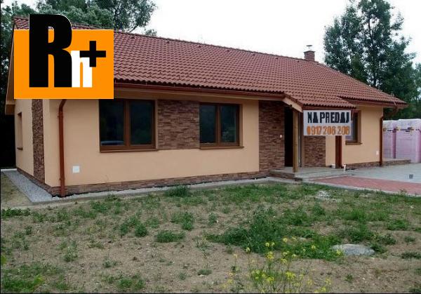 Foto Na predaj rodinný dom Bojnice - novostavba