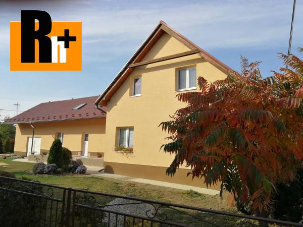 Foto Na predaj rodinný dom Dvorianky . - zrekonštruovaný