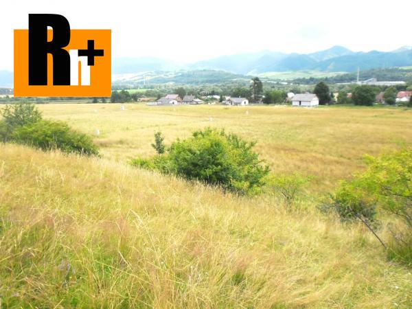 Foto Na predaj Sučany pozemok pre bývanie