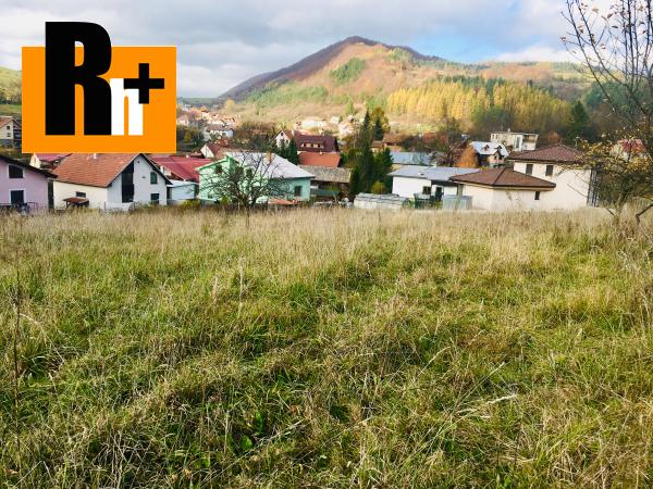 Foto Na predaj pozemok pre bývanie Lysica 2000m2 - znížená cena