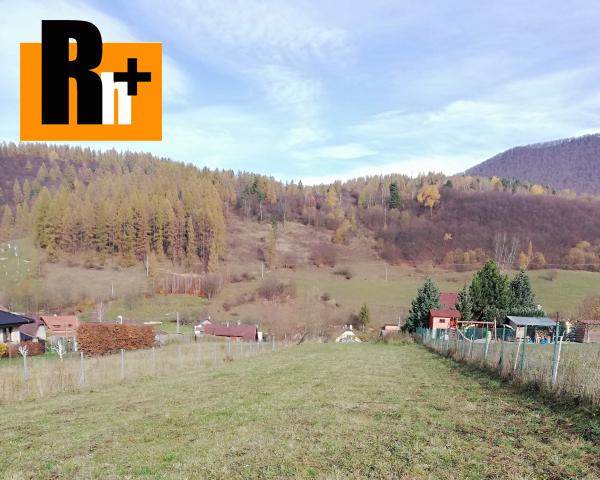 Foto Pozemok pre bývanie Horný Vadičov na predaj