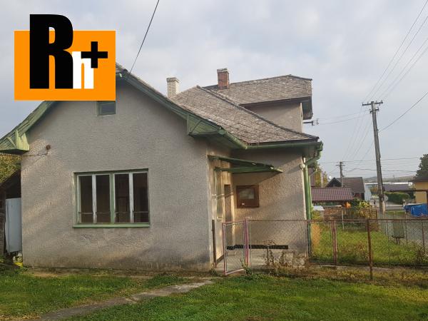 Foto Rodinný dom Rakovo na predaj - TOP ponuka