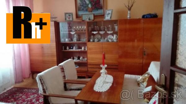 Foto Na predaj rodinný dom Kalša -