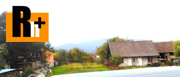 Foto Vrútky rodinný dom na predaj