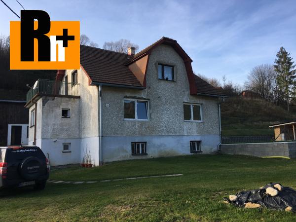 Foto Na predaj Krásno nad Kysucou s pozemkom 1871m2 rodinný dom - exkluzívne v Rh+