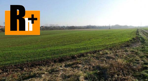 Foto Na predaj Dolná Krupá pozemok pre bývanie