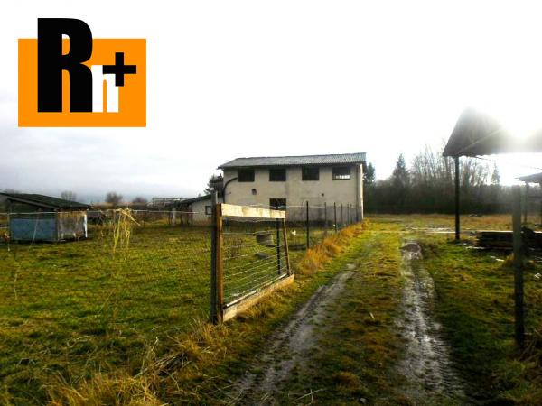 3. obrázok Dubové poľnohospodárke objekty na predaj