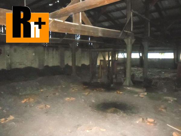 6. obrázok Dubové poľnohospodárke objekty na predaj