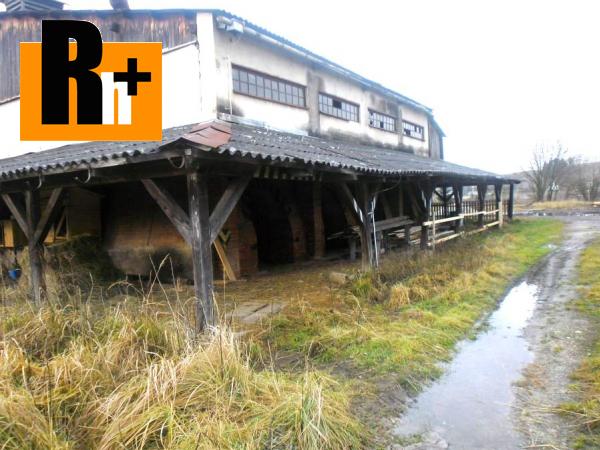 8. obrázok Dubové poľnohospodárke objekty na predaj