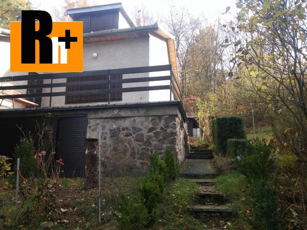 Foto Na predaj chata Vyšná Kamenica Rekreačná - tehlová stavba