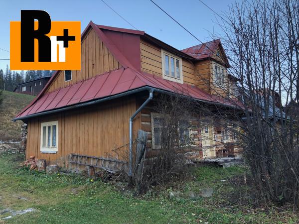 Foto Ždiar na predaj rodinný dom - rezervované