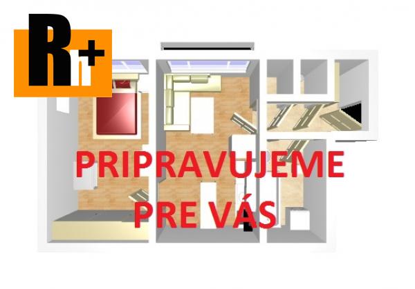 Foto Na predaj 2 izbový byt Ilava Medňanská - TOP ponuka