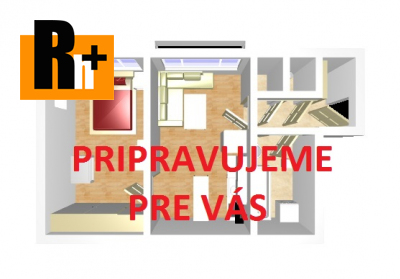 Na predaj 2 izbový byt Ilava Medňanská - TOP ponuka