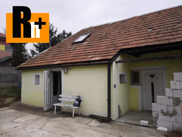Foto Rekreačný domček na predaj Podhájska - znížená cena