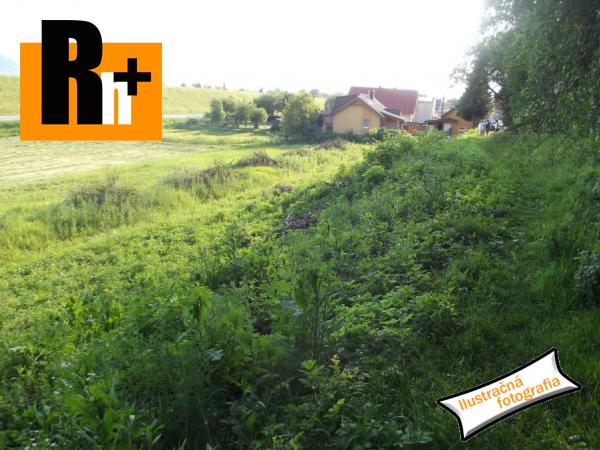 Foto Na predaj pozemok pre komerčnú výstavbu Bystrička - TOP ponuka