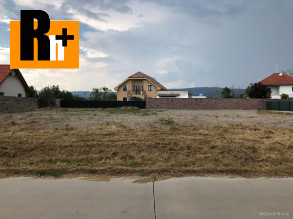 Foto Pozemok pre bývanie na predaj Chorvátsky Grob Bazová - rezervované