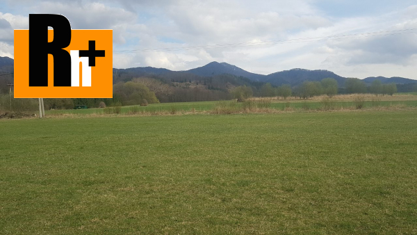 Foto Mošovce pozemok pre bývanie na predaj - TOP ponuka