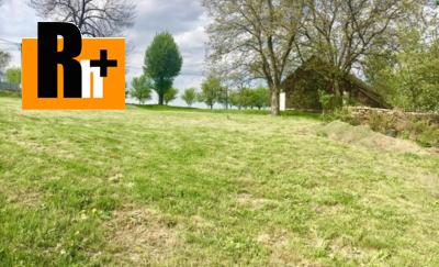 Pozemek pro bydlení Stará Ves nad Ondřejnicí Stará Ves na prodej - ihned k dispozici