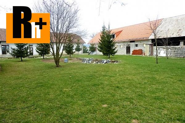 Foto Rodinný dom Bodorová na predaj