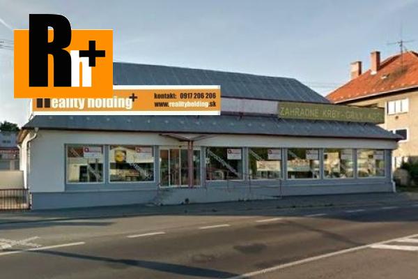 Foto Prievidza Necpaly obchodné priestory na predaj - osobné vlastníctvo