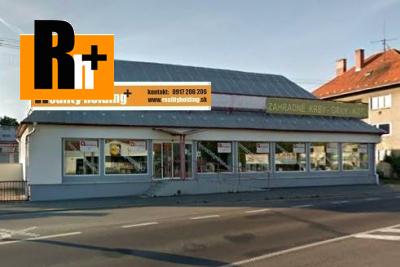 Prievidza Necpaly obchodné priestory na predaj - osobné vlastníctvo