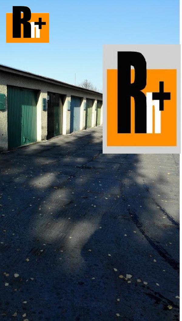 Foto Na predaj Trenčín garáž jednotlivá - rezervované