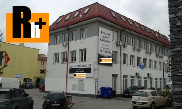 Foto Žilina centrum Národná na predaj administratívna budova - TOP ponuka