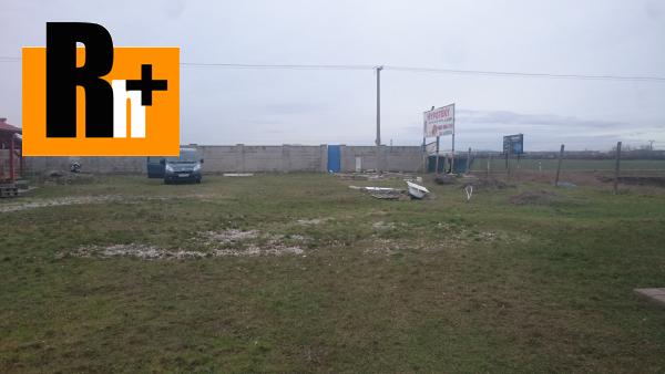 Foto Na predaj pozemok pre bývanie Veľký Biel Bratislavská - TOP ponuka