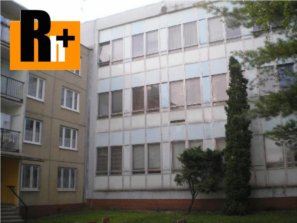 Foto Na predaj Spišská Nová Ves Ing. Straku administratívna budova - TOP ponuka