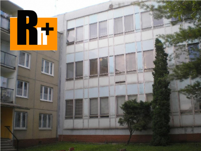 Na predaj Spišská Nová Ves Ing. Straku administratívna budova - TOP ponuka