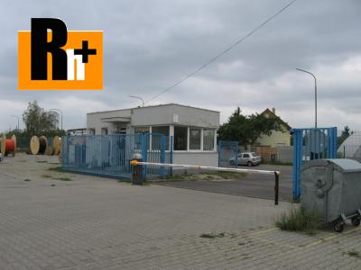 Na predaj Bratislava-Rača Bojnická priemyselný areál - TOP ponuka