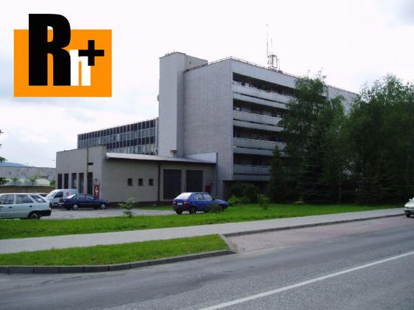 6. obrázok Na predaj Poprad širšie centrum L. Svobodu administratívna budova - TOP ponuka