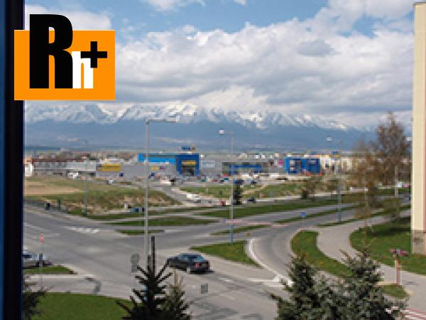 9. obrázok Na predaj Poprad širšie centrum L. Svobodu administratívna budova - TOP ponuka