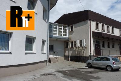 Administratívna budova na predaj Brezno Švermova - TOP ponuka