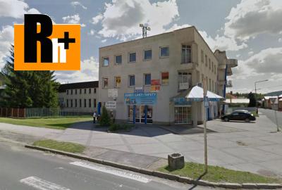 Administratívna budova na predaj Brezno Švermova - TOP ponuka 4