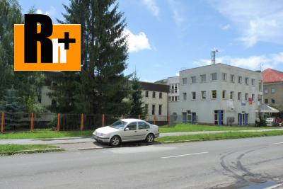 Administratívna budova na predaj Brezno Švermova - TOP ponuka 6