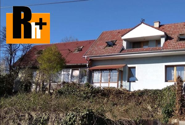 Foto Čachtice na predaj rodinný dom - s garážou